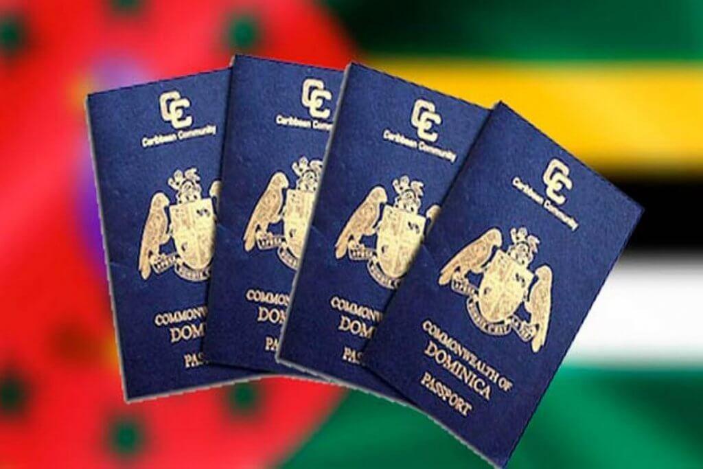 شهروندی دومینیکا