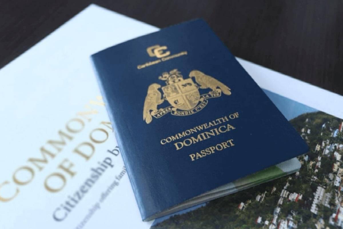 دومینیکا پاسپورت