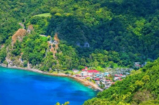 گذرنامه دومینیکا